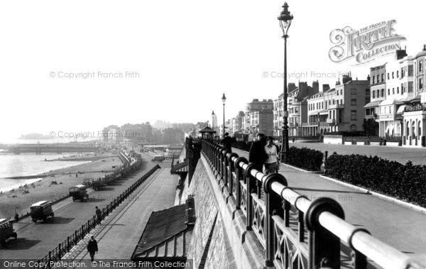 Brighton, Marine Parade 1921