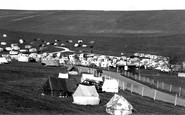 Brighton, Municipal Camping Ground c1955