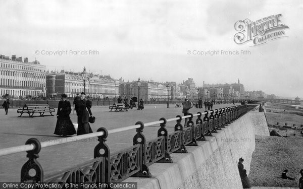 Brighton, Parade 1894