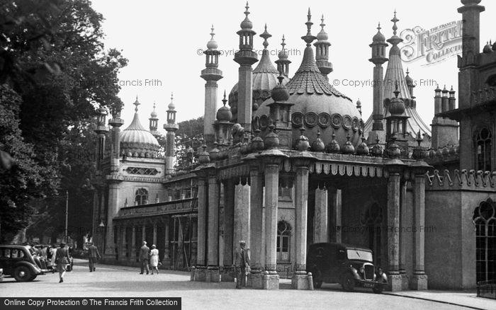 Brighton, Pavilion c.1955
