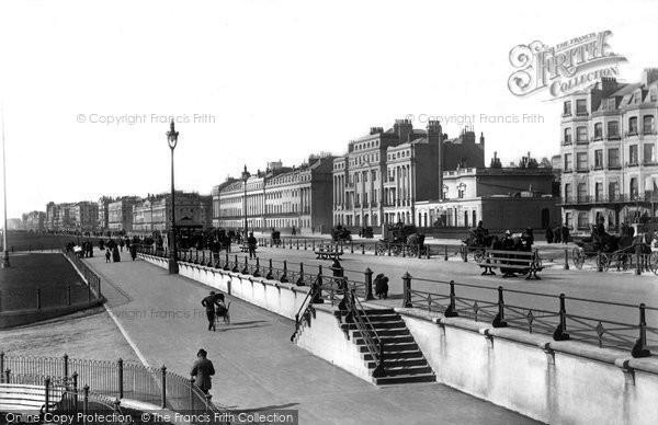 Brighton, Promenade  1894