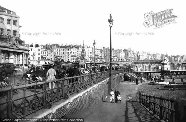 Brighton, Promenade 1921