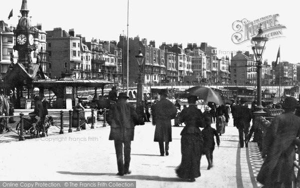 Brighton, The Aquarium 1889