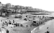 Brighton, The Beach 1902
