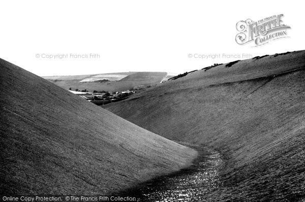 Brighton, The Devil's Dyke 1894