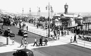 Brighton, The Palace Pier c.1955