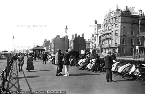 Brighton, The Parade 1921