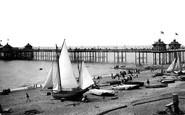 Brighton, The Pier 1889