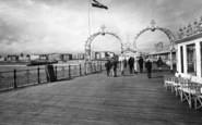 Brighton, The Pier c.1955