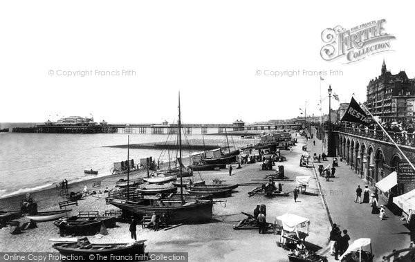 Brighton, West Pier 1902
