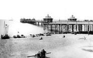 Brighton, West Pier c.1880
