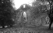 Brignall, Old Church Ruins 1932