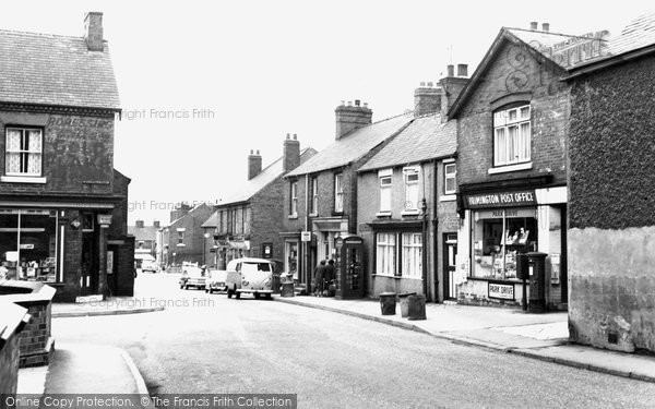 Brimington, High Street c.1965