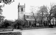 Brimington, St Michael And All Angels Church c.1965