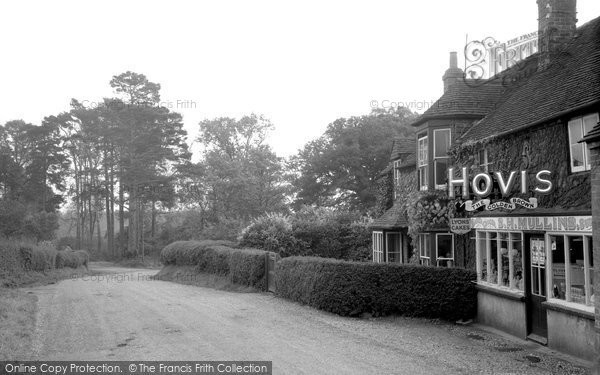 Brimpton, Hyde End 1939