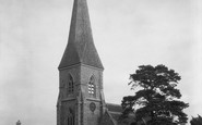 Brimpton, Parish Church Of St Peter 1939