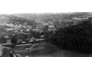 Brimscombe, The Valley 1900