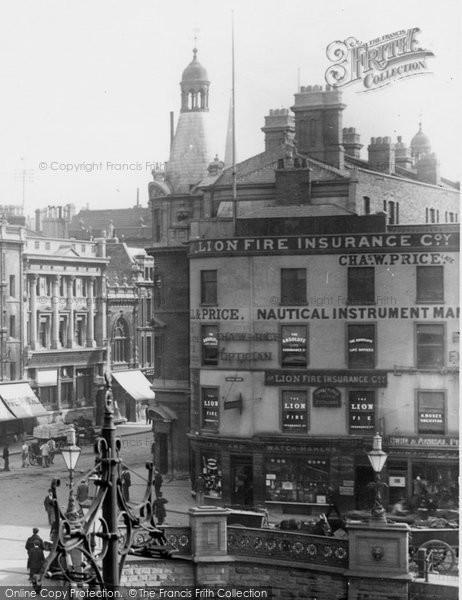 Bristol, 1901