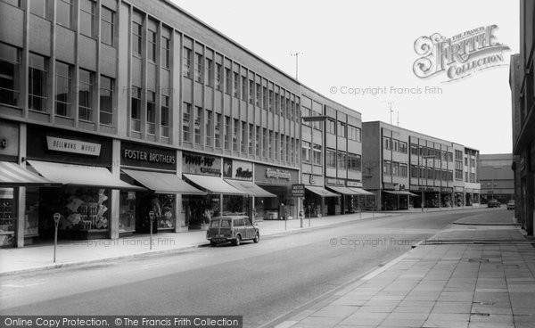 Photo of Bristol, Broadmead c1965