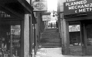 Bristol, Christmas Steps c.1935