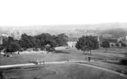 Bristol, From Brandon Hill 1896