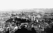Bristol, From The Cabot Tower 1900