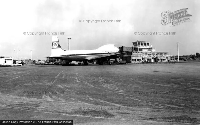 Photo of Bristol, Lulsgate Airport c1965