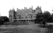 Bristol, Royal Victoria Convalescent Home 1901