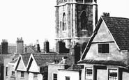 Bristol, Temple Church 1887