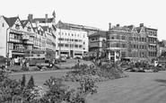 Bristol, The Centre c.1950