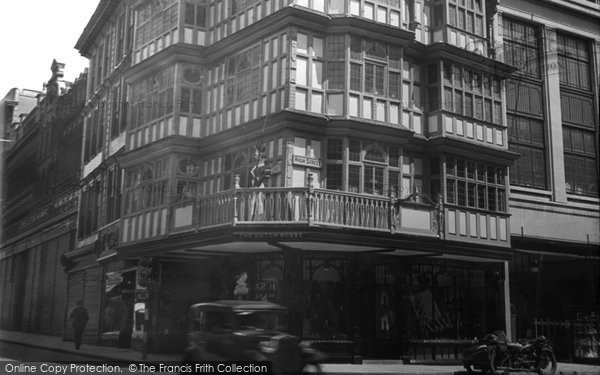 Bristol, The Dutch House c.1930