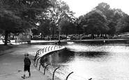 Bristol, The Park c.1950