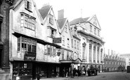 Bristol, The Theatre Royal 1890