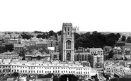 Bristol, The University From Cabot Tower c.1950