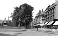Bristol, Town Centre 1900