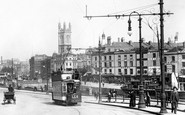 Bristol, Tram, The Centre 1901