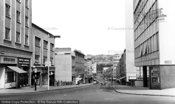 Photo of Bristol, Union Street c1965