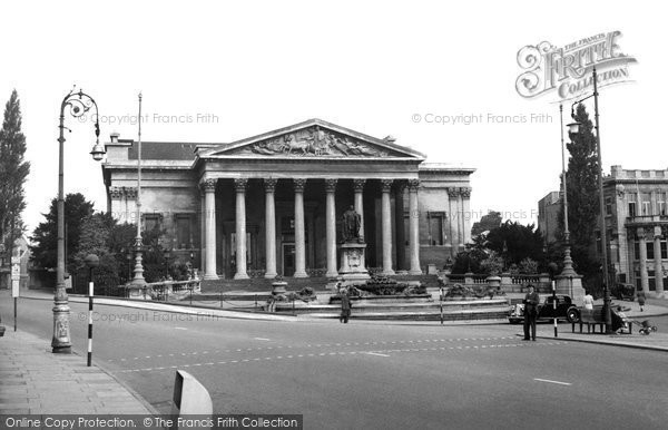 Bristol, Victoria Rooms c.1950