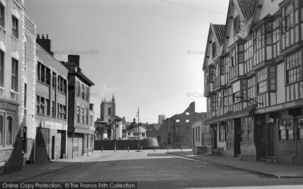 Photo of Bristol, Ye Llandoger Trow c1961