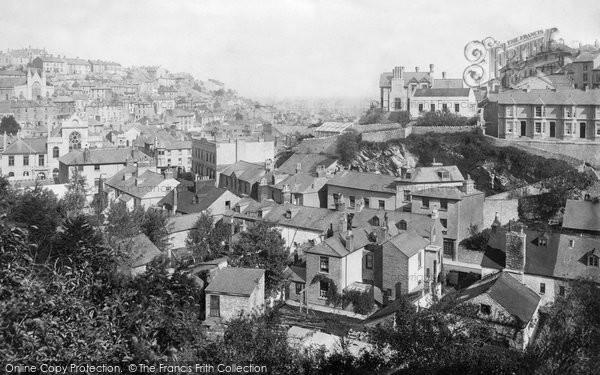 Brixham, 1896