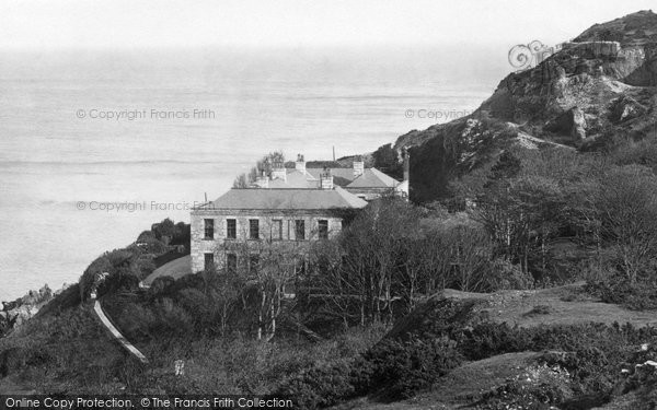 Brixham, Berry Head House 1896