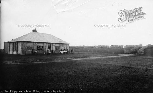 Brixham, Berry Head Tea House 1906
