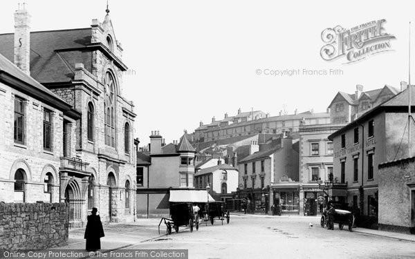 Brixham, Bolton Cross 1896