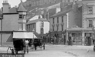 Brixham, Bolton Cross 1896