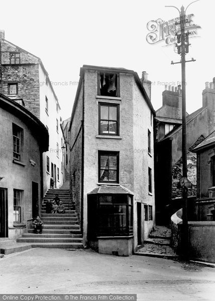 Brixham, Coffin House 1922