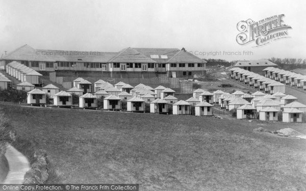 Brixham, Dolphin Holiday Camp c.1939