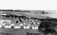 Brixham, Dolphin Holiday Camp c.1950