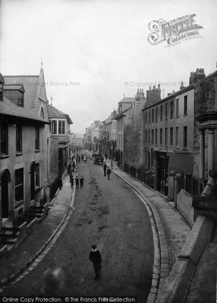 Brixham, Fore Street 1905