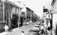 Brixham, Fore Street c.1965