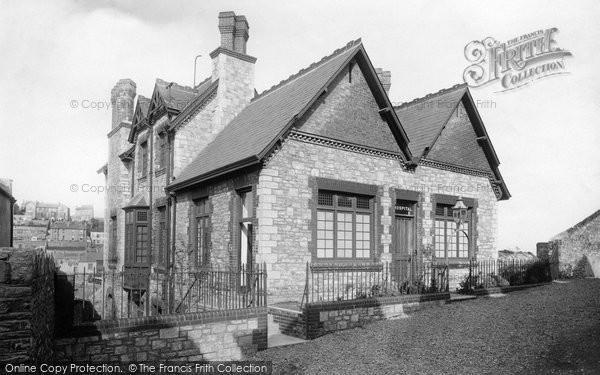 Brixham, Hospital 1896